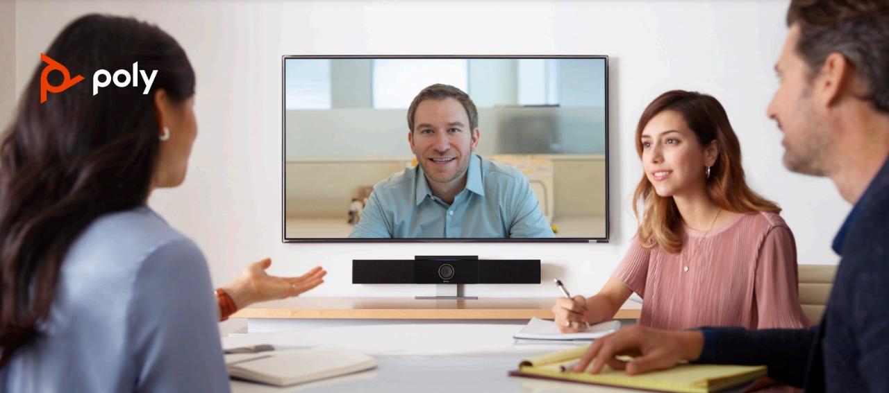 Polycom – Estación de videoconferencias