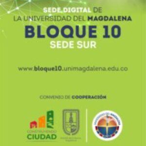 Logotipo de grupo deBloque 10 - Sede Sur