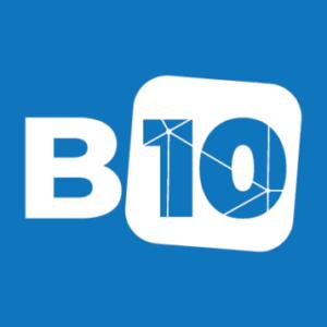 Logotipo de grupo deProducción Videos y Podcast B10