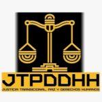 Logotipo de grupo deSemillero de Investigación Justicia Transicional, Paz y Derechos Humanos